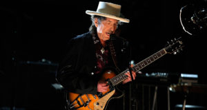 Dylan in California, 2009 Pic: Getty